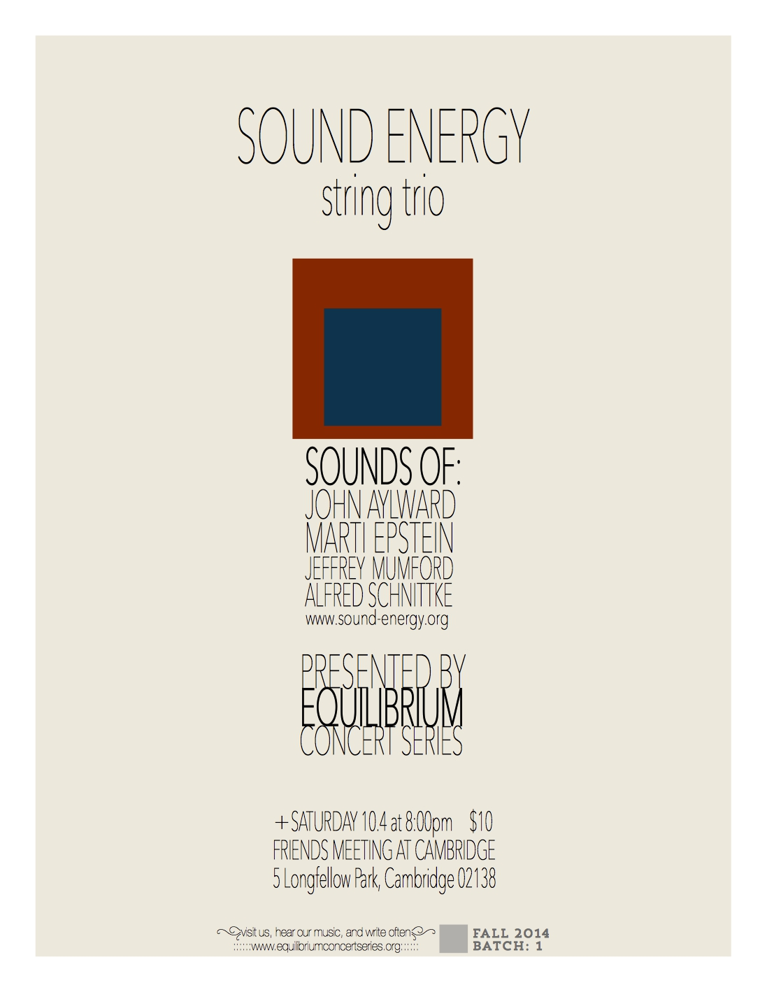 Sound Energy Poster 10_4_14